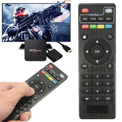 Remote Control Controller Replacement For MXQ Pro 4K X96 Smart Android TV Box