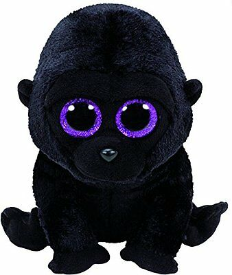 George The Gorilla  Ty Beanie Boos New Release  Brand New