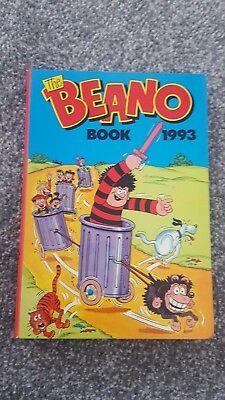 The Beano Annual Book 1993