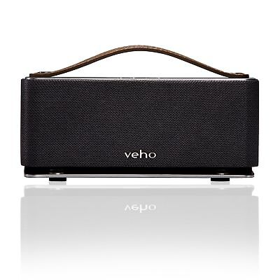 Veho VSS-012-M6 360 Mode Retro Wireless Bluetooth Speaker with Microphone