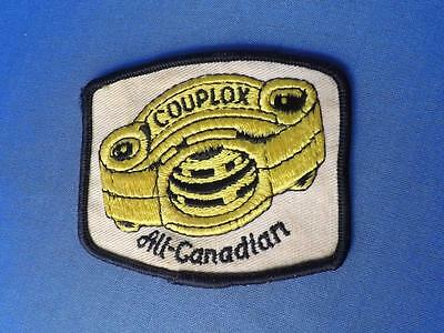 Couplox All Canadian Patch Badge Tool Pipe Fittings