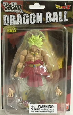 Bandai Shokugan Shodo Dragon Ball Z Neo Broly Action Figure *NEW*