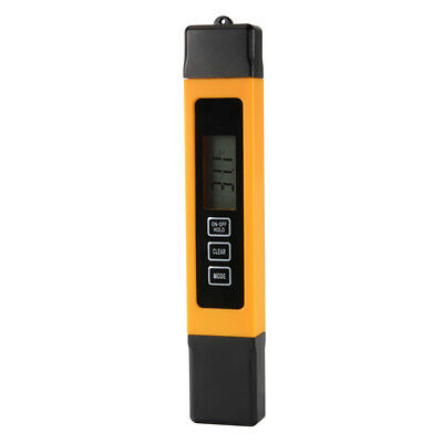 3in1 TDS EC TEMP PPM Tester Pen LCD Digital Water Quality Purity Monitor BI671