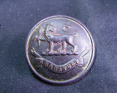 1876-94 GEORGE BIGLAND of BIGLAND HALL Lancashire UK 26MM LIVERY Button Firmin