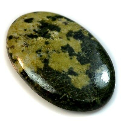 Natural Serpentine Oval Cabochon Collection