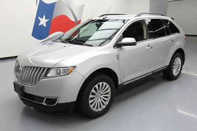 2014 Lincoln MKX  2014 LINCOLN MKX V6 CLIMATE LEATHER PWR LIFTGATE 22K MI #L03219 Texas Direct