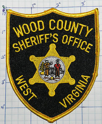 West Virginia, Wood County Sheriff's Office Patch