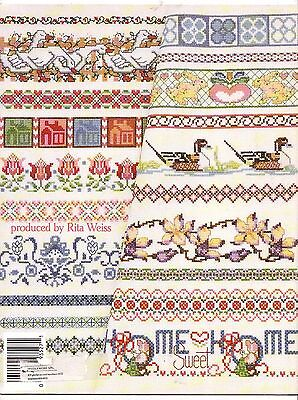 Choose Your Own :  Cross Stitch Booklets
