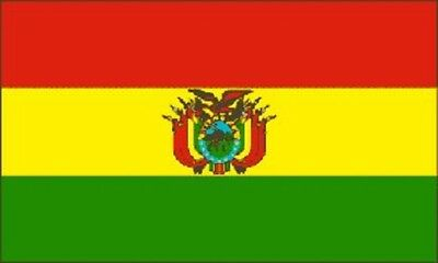 3x5 Bolivia Flag Bolivian Country Banner South American Pennant Bandera Outdoor