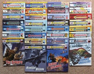 COMMANDO War Picture Library: 30 comics full sequence number 4941 to 4970 (2016)