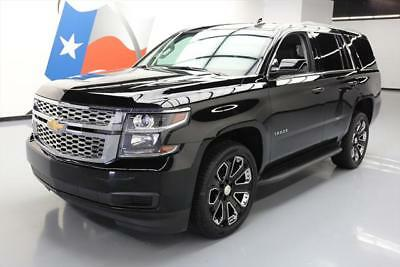 2017 Chevrolet Tahoe LT Sport Utility 4-Door 2017 CHEVY TAHOE LT 8PASS LEATHER NAV REAR CAM 22'S 14K #137917 Texas Direct
