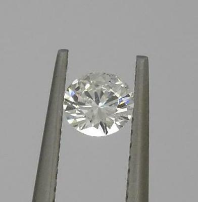 Loose Gia Certified 0.33Ct Round Brilliant Cut Diamond Si2/f (2183056444)