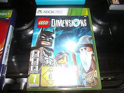 LEGO DIMENSIONS            XBox 360 Game      (2015)    *GAME ONLY*