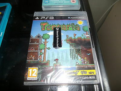 TERRARIA        PS3    Sony Playstation 3 Game     (2013)