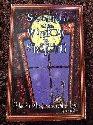 Something At The Window Is Scratching-SLG Graphic Novel By Roman Dirge (Lenore)