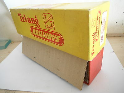 Triang Tt T96 A1A Diesel Electric Loco Green D5501 Yellow Box & Insert Only
