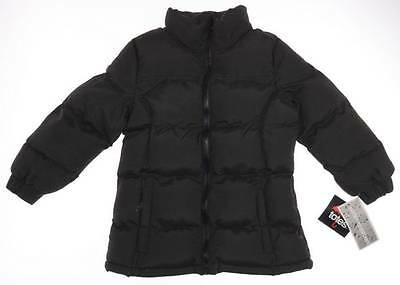 Totes Girl's sz 4 Water Resistant Quilted Puffer Winter Jacket Coat