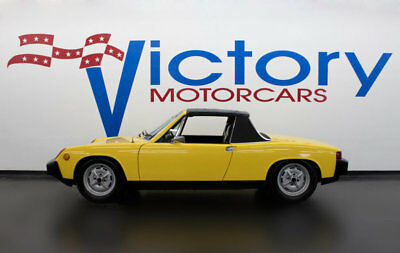 1975 Porsche 914 TARGA ONE OWNER 42 YEARS ALL DOCUMENTED