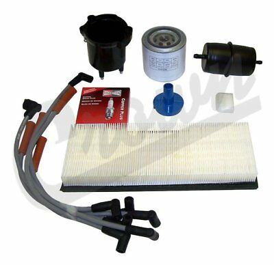 2.5L Tune Up Kit Jeep 1987 To 1990 YJ Wrangler Crown Automotive TK12