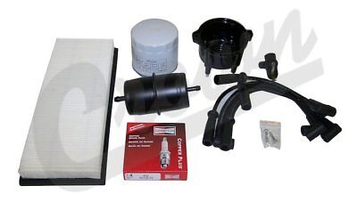 2.5L Tune Up Kit Jeep 1994 To 1995 YJ Wrangler Crown Automotive TK15