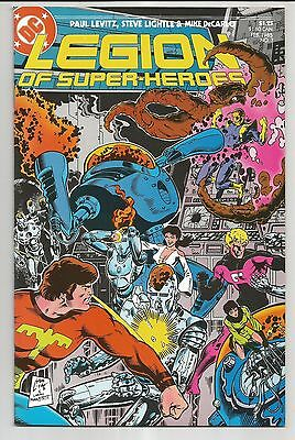 Legion Of Super-Heroes #7 (1985) - A Choice Of Dooms