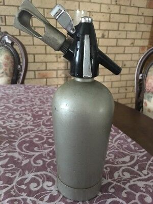 Vintage Soda Syphon Sparklet Made In England
