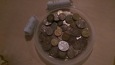AUD $112.50 Australian Foreign Exchange Travel Money Currency coin Lot Australia