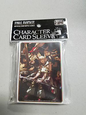 Final Fantasy Character Card Sleeve - FFXII Group A