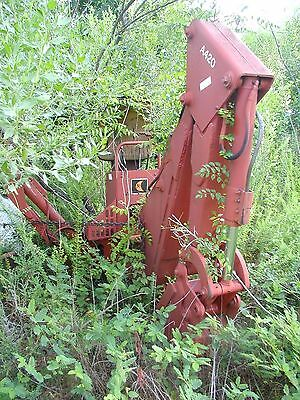 Ditch Witch A420 Backhoe Attachment