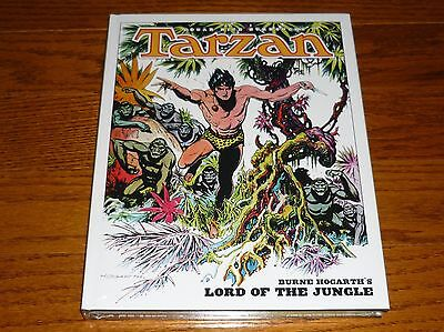 Burne Hogarth Tarzan Lord of the Jungle SEALED hardcover, Dark Horse, ERB