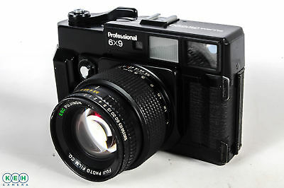 Fujica GW690 Professional 6x9 Camera with 90mm f/3.5 Fujinon Lens