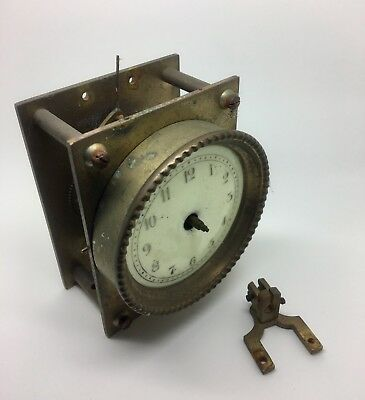 Rare Early Torsion Clock Movement , Anniversary 400Day Clock,Clocks,Dome