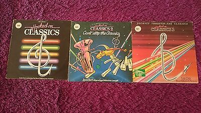 Hooked On Classics 3  x Vinyl, LP , Album