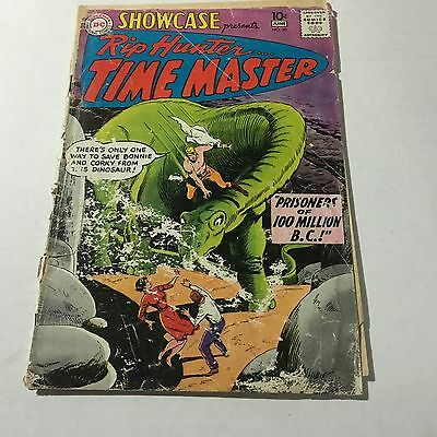 SHOWCASE #20 DC Comics Silver Age Key Issue LOW GRADE 1st Rip Hunter Appearance