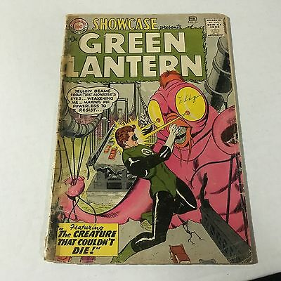SHOWCASE #24 DC Comics Silver Age Key Issue 3rd HAL JORDAN Appearance
