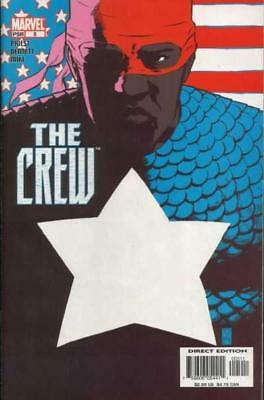 The Crew #5, Near Mint 9.4, 1st Print, 2003, Unlimited Shipping Same Cost
