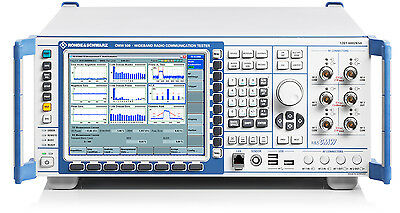 Rohde & Schwarz  CMW500 Wideband Radio Communication Tester OPTS033