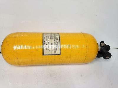 SCI-MSA 5-447-1 2216 PSI Air Tank Ultra Light Structural Composites Indust 54471