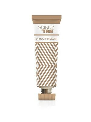Skinny Tan 24 Hour Bronzer 125ml - Vegan Friendly - Approved Stockist - Boxed