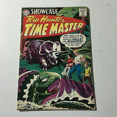 SHOWCASE #25 DC Comics Silver Age Key Issue RIP Hunter FINE F