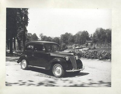 1939 1948 Fiat 1100 ORIGINAL Factory Photograph wy3712