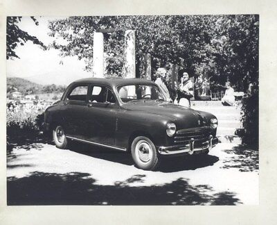 1950 1954 Fiat 1400 ORIGINAL Factory Photograph wy3714