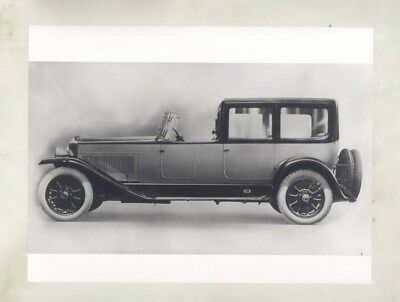 1921 1922 Fiat Superfiat ORIGINAL Factory Photograph wy3726