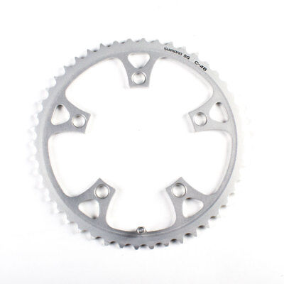 Shimano Deore 46T Chainring 110mm BCD Silver