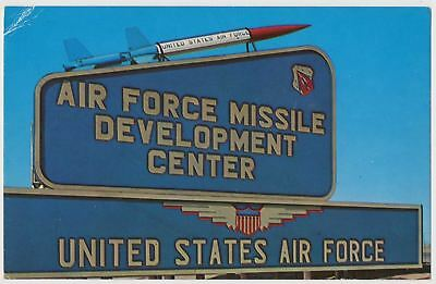 Alamogordo New Mexico~Air Forc...