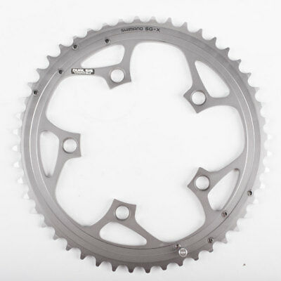 Shimano XTR M900 SG-X 48T Chainring 110BCD 8-Speed Silver