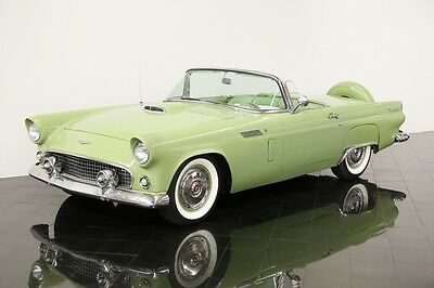 1956 Ford Thunderbird Convertible 1956 Ford Thunderbird Convertible
