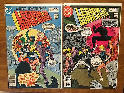 Superboy Starring The Legion of Super Heroes 260-269 Complete Mike Grell