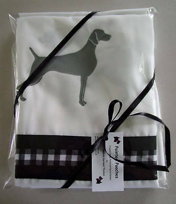 Weimaraner dog Shower Curtain-original Your choice of colors