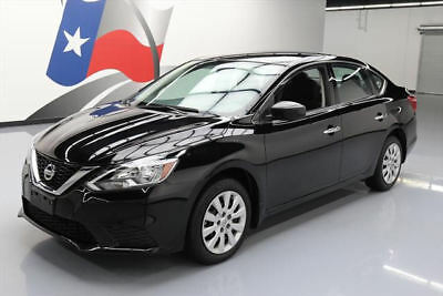 2016 Nissan Sentra  2016 NISSAN SENTRA SV AUTO REAR CAM BLUETOOTH 35K MILES #650664 Texas Direct
